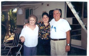 Nancy, Amy and Joe Pennsylvania 2003